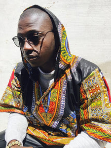 Unisex Dashiki Hoodies (Assorted Dozen)