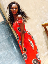 Load image into Gallery viewer, Ankara/Kente Tube Dresses (Assorted Dozen)