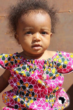 Load image into Gallery viewer, Baby Girls Ankara Dresses (Assorted 20pcs)
