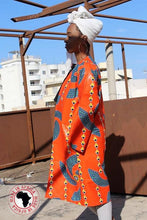 Load image into Gallery viewer, Ankara Long Coats (Assorted Dozen)