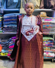 Load image into Gallery viewer, Boys Royal Boubou Sets (Assorted Dozen)