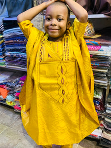 Boys Royal Boubou Sets (Assorted Dozen)