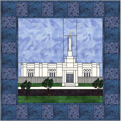 Basic Modern Temple Pattern