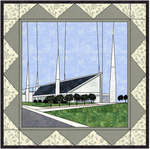 Dallas Texas Temple