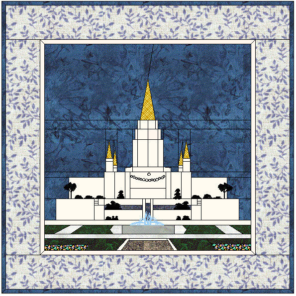 Oakland California Temple