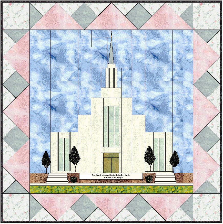 Twin Falls Idaho Temple