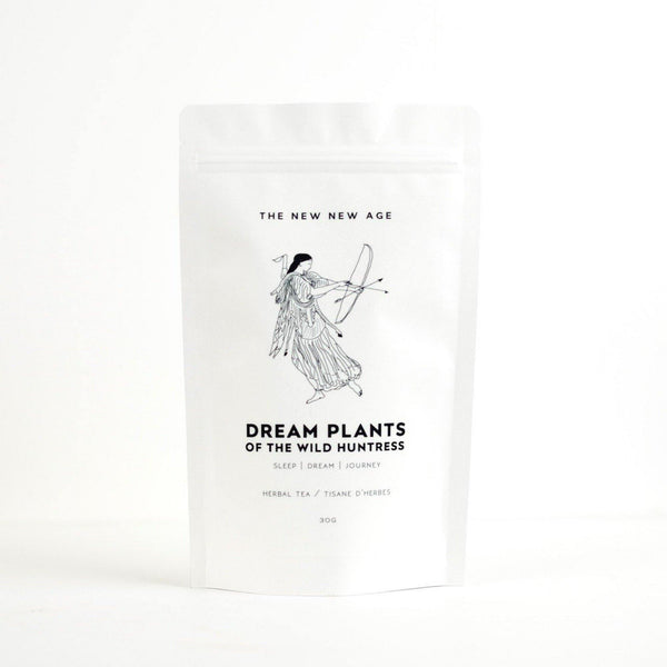 The New New Age Dream Plants Of The Wild Huntress/Sleep Tonic - Lurra Wellness Inc.
