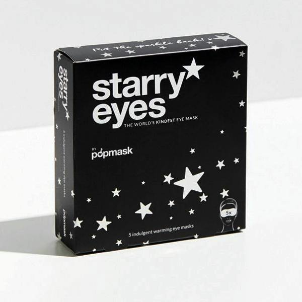 Starry Eyes Heated Mask - Lurra Wellness Inc.