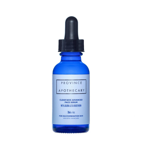 Province Apothecary Clear Skin Advanced Face Serum - Lurra Wellness Inc.
