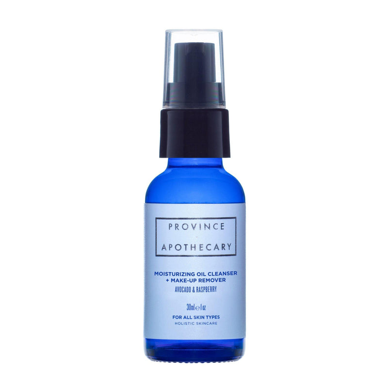 Province Apothecary Moisturizing Oil Cleanser + Makeup Remover - Lurra Wellness Inc.