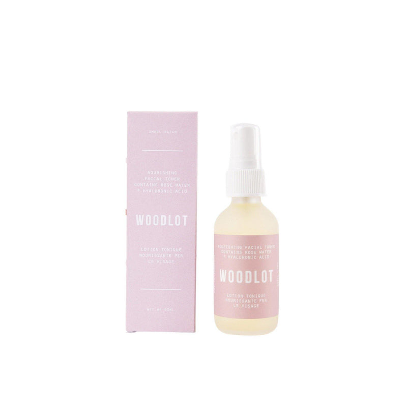 Woodlot Nourishing Facial Toner - Lurra Wellness Inc.