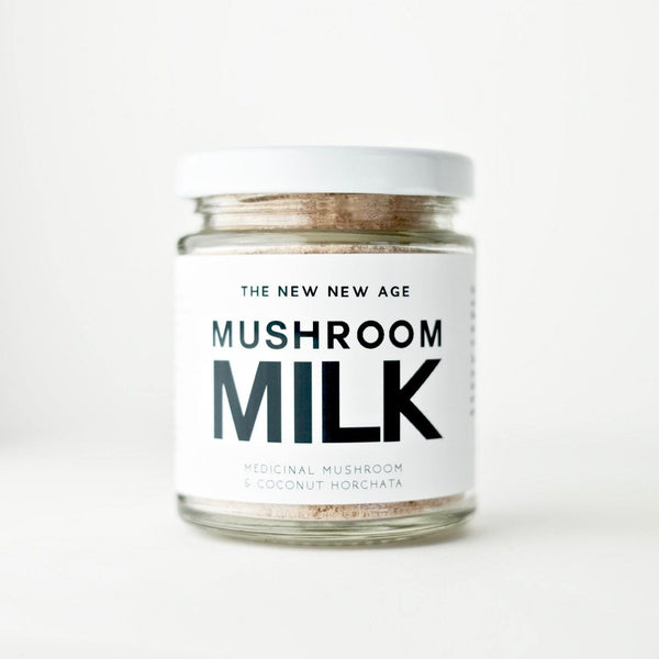 The New New Age Mushroom Milk - Lurra Wellness Inc.