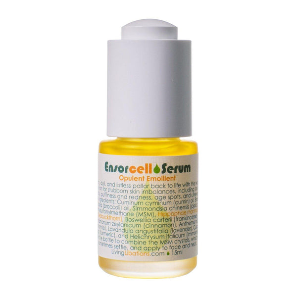 Living Libations Ensorcell Serum - Lurra Wellness Inc.