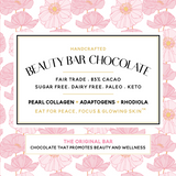 Beauty Bar Chocolate Original Beauty Bar Chocolate - Lurra Wellness Inc.