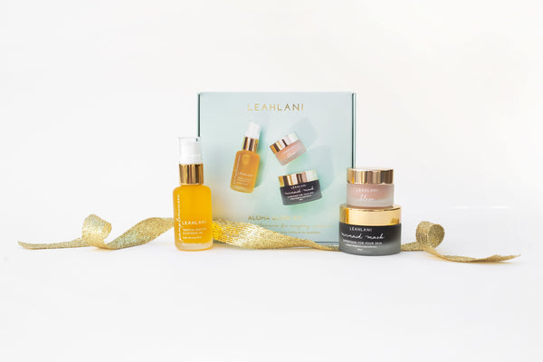 Leahlani Aloha Glow Kit - Lurra Wellness Inc.