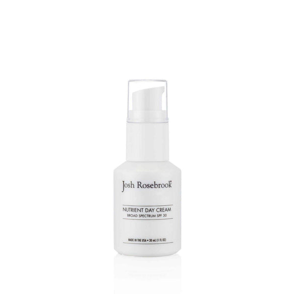 Josh Rosebrook Nutrient Day Cream SPF30 - Lurra Wellness Inc.