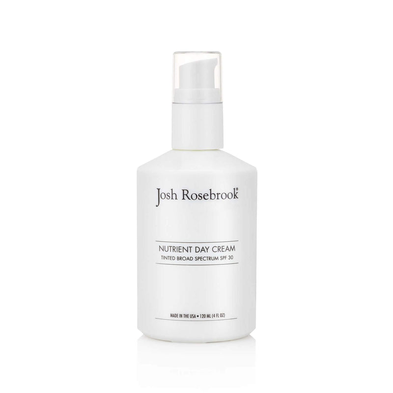 Josh Rosebrook Nutrient Day Cream Tinted SPF 30 - Lurra Wellness Inc.