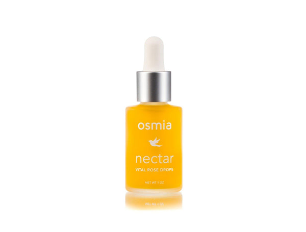 Osmia Nectar Vital Rose Drops - Lurra Wellness Inc.