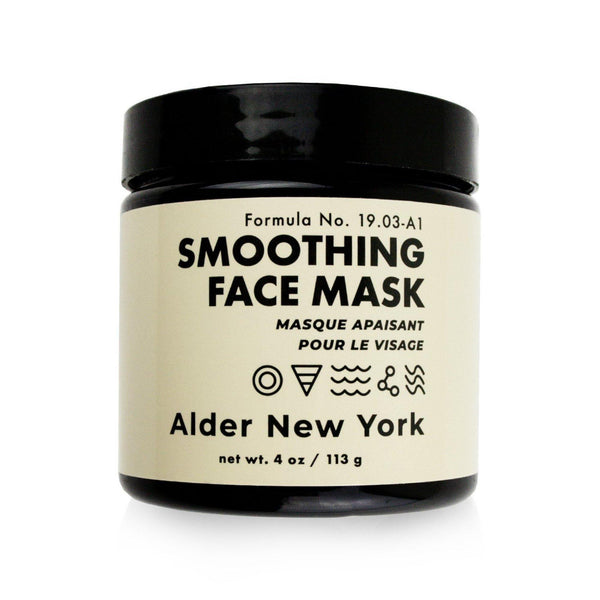 Alder New York Smoothing Face Mask - Natural Skincare available at Lurra Wellness Inc.