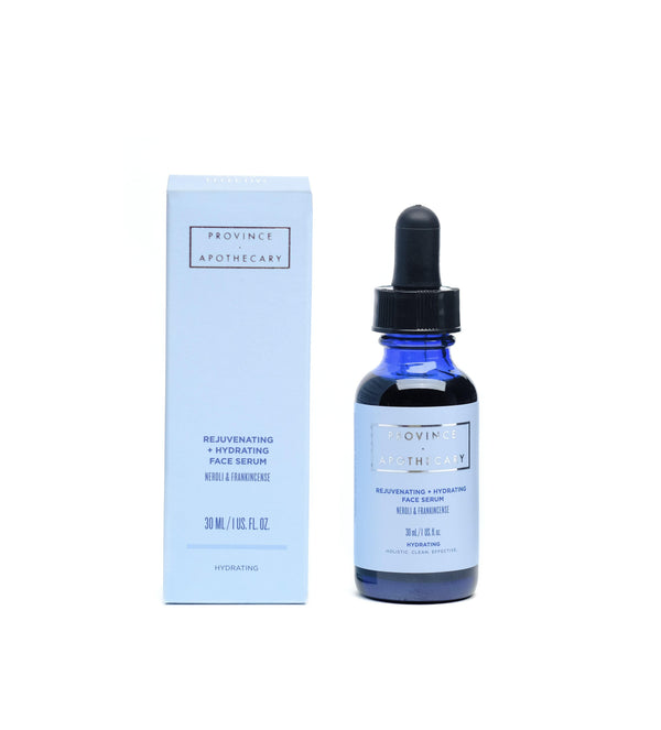 Province Apothecary Rejuvenating + Hydrating Face Serum - Lurra Wellness Inc.