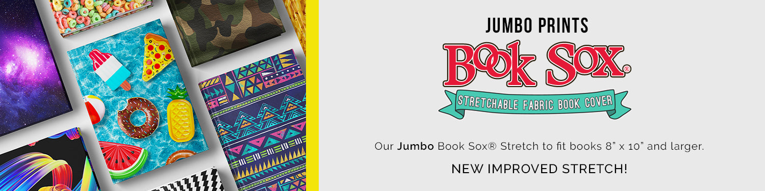 Book Sox Jumbo Prints