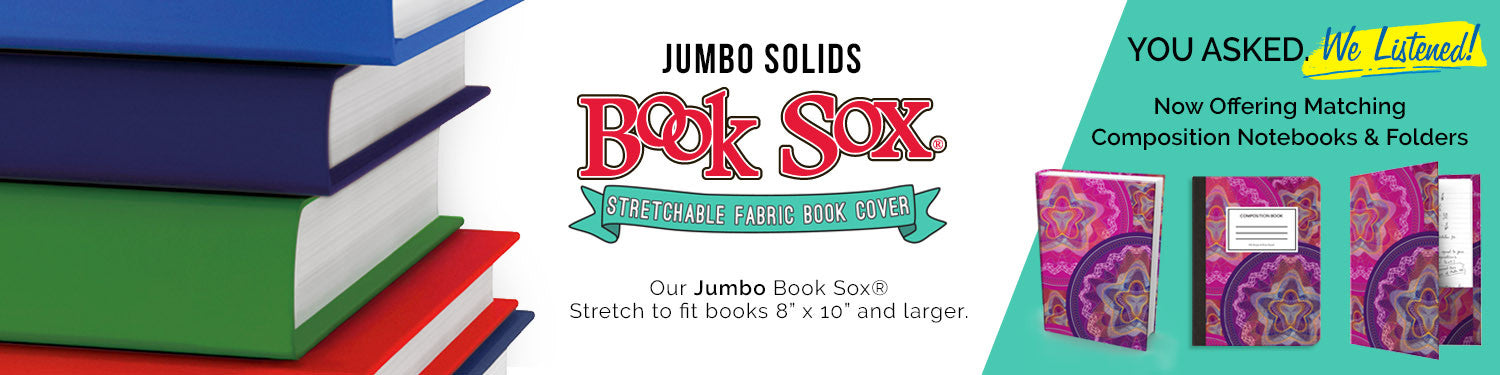Book Sox Jumbo Solids