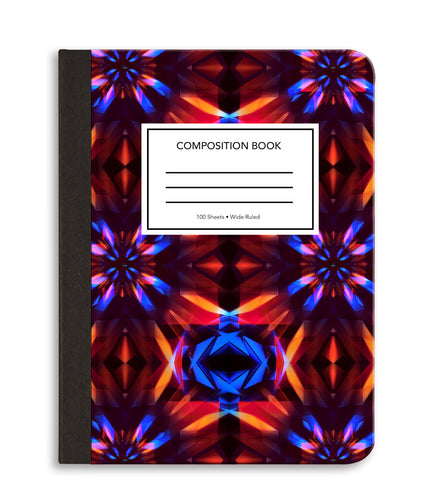 Crystallized Composition Notebook