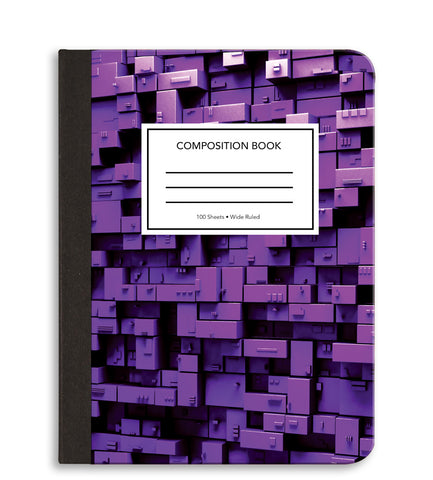 Cyber Composition Notebook
