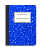 H20 Composition Notebook