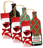 Holiday Wine Sox Case of 12