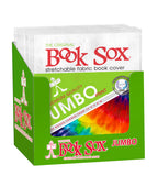 Jumbo Print Book Sox Case of 48