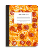 Pizza Composition Notebook