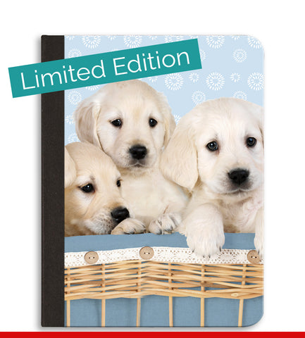 Puppies Composition Notebook