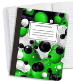 Slime Composition Notebook