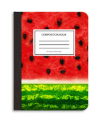 Watermelon Composition Notebook