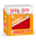Jumbo Solid Book Sox Case of 48