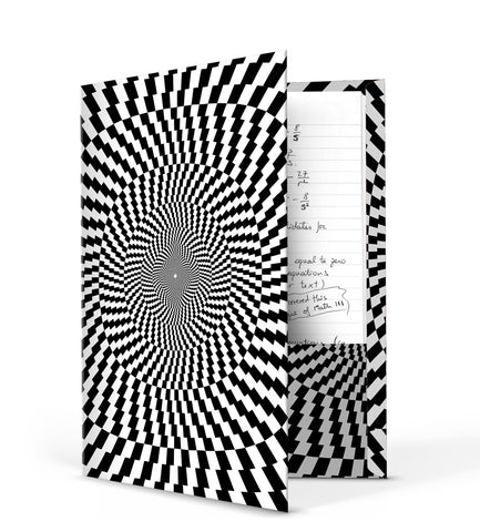Optical Illusion Folder