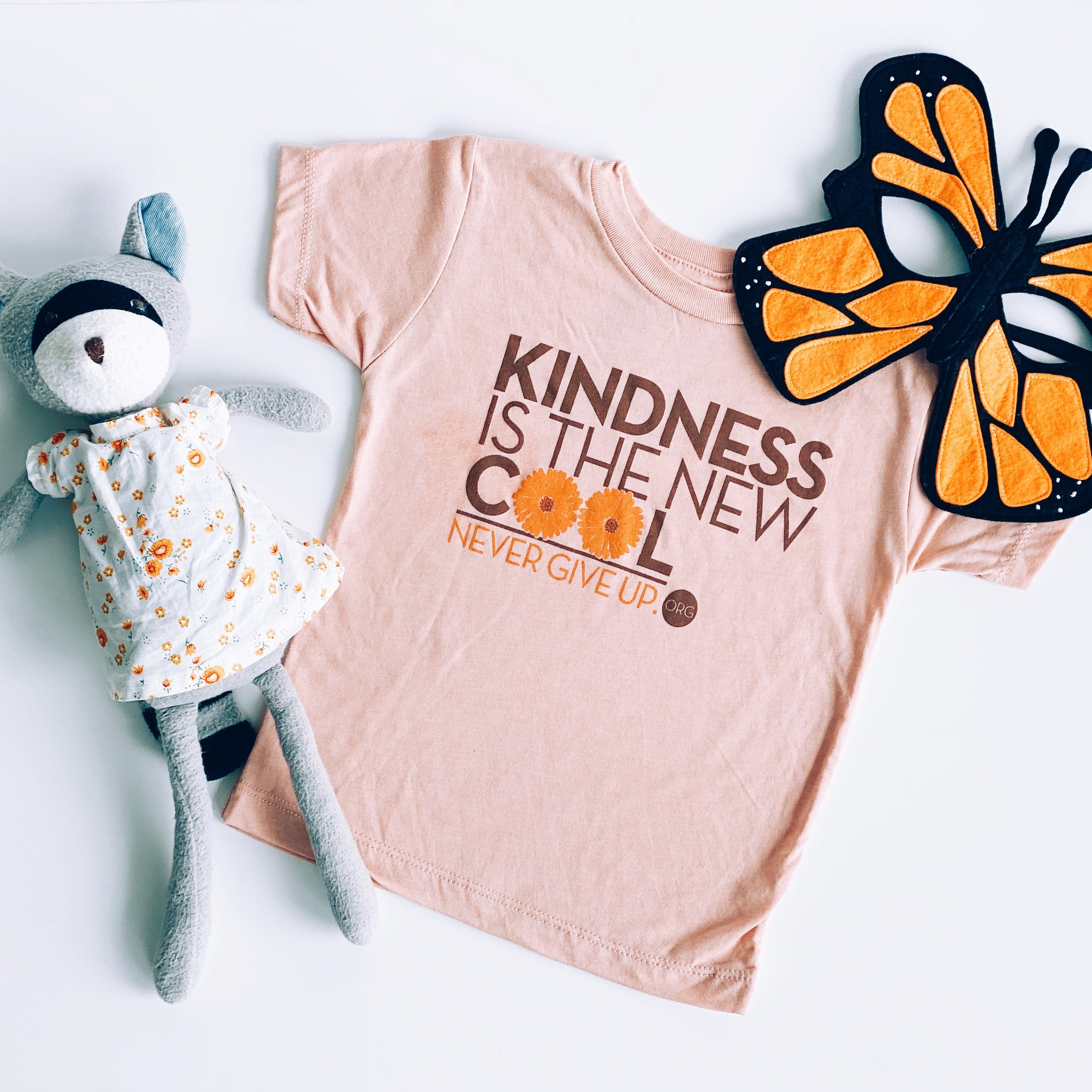 KIDS KINDNESS IS THE NEW COOL (FLOWERS)