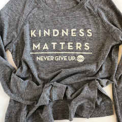 KINDNESS MATTERS LONG SLEEVE