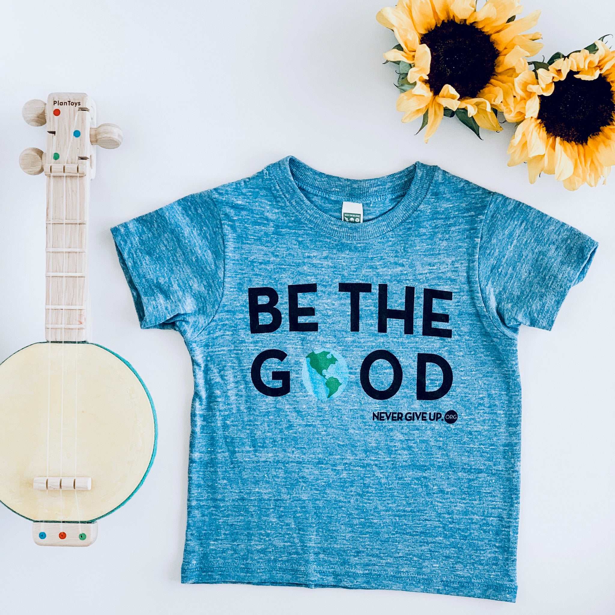 BE THE GOOD. KID'S TEE