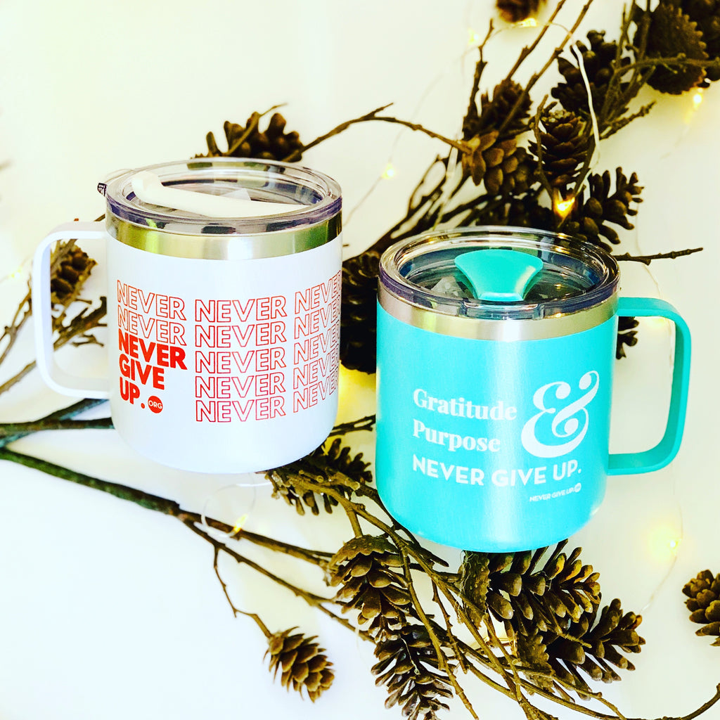 INSULATED CAMPING MUGS
