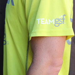 MENS LIME GREEN TEAM GSF RACE JERSEY