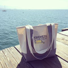 KINDNESS IS THE NEW COOL TOTE