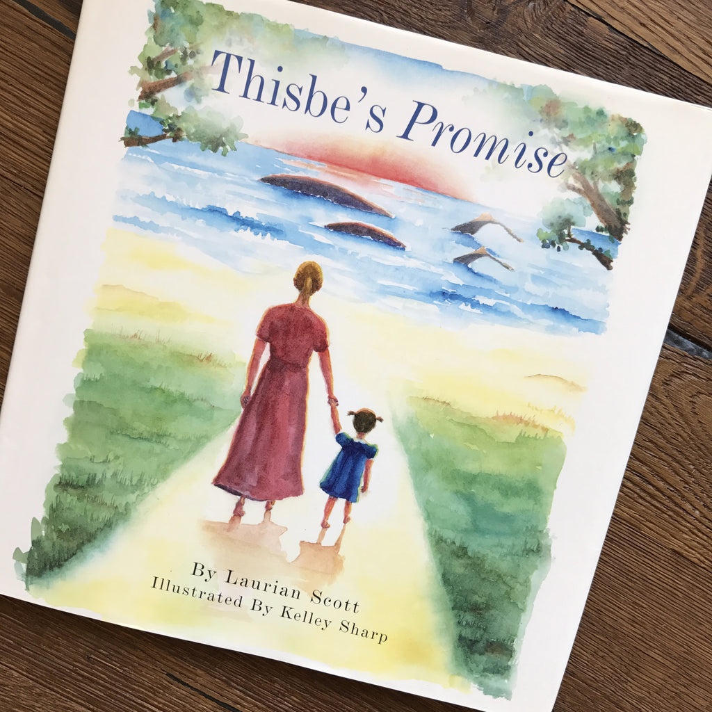 THISBE'S PROMISE BOOK BY LAURIAN SCOTT