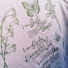 GWENDOLYN'S POEM WOMEN'S TEE
