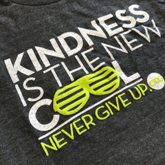 UNISEX KINDNESS IS THE NEW COOL (NEON)