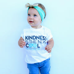 KIDS KINDNESS IS THE NEW COOL
