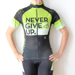 CYCLING WOMENS JERSEY