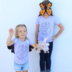 KIDS GWENDOLYN'S POEM VNECK