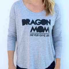 DRAGON MOM - LONG SLEEVE
